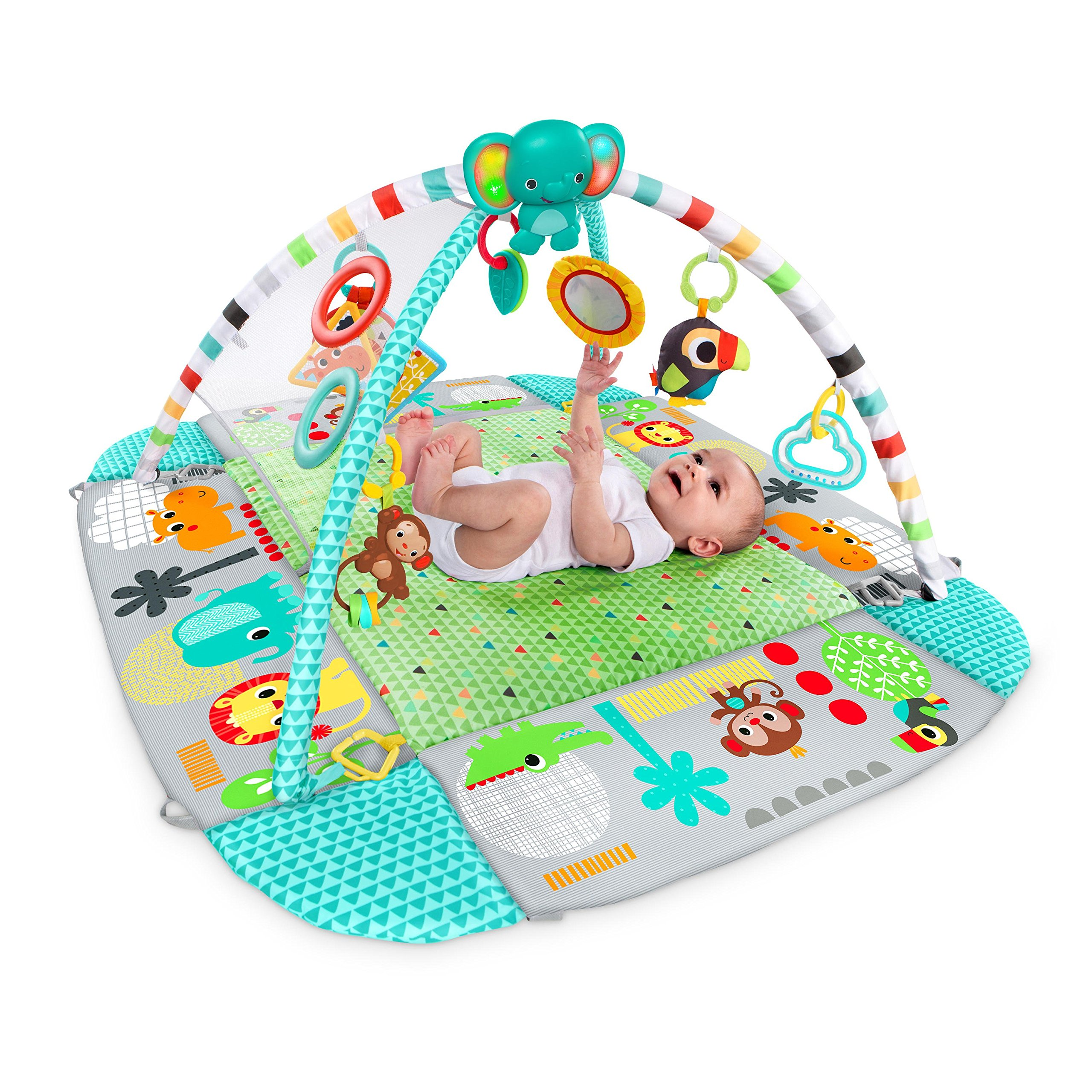 Bright Starts 5-in-1 Play Activity Gym, Your Way Ball by Bright Starts (Image #2)