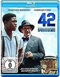 42 - Die wahre Geschichte einer Sportlegende [Blu-ray]