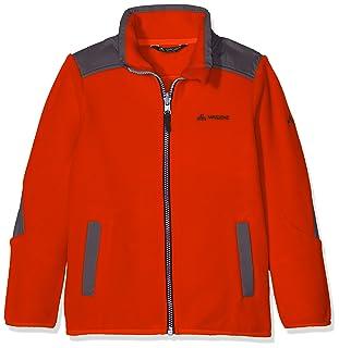 VAUDE Kids Racoon Fleece Jacket, Giacca Unisex Bambini VADE5|#VAUDE