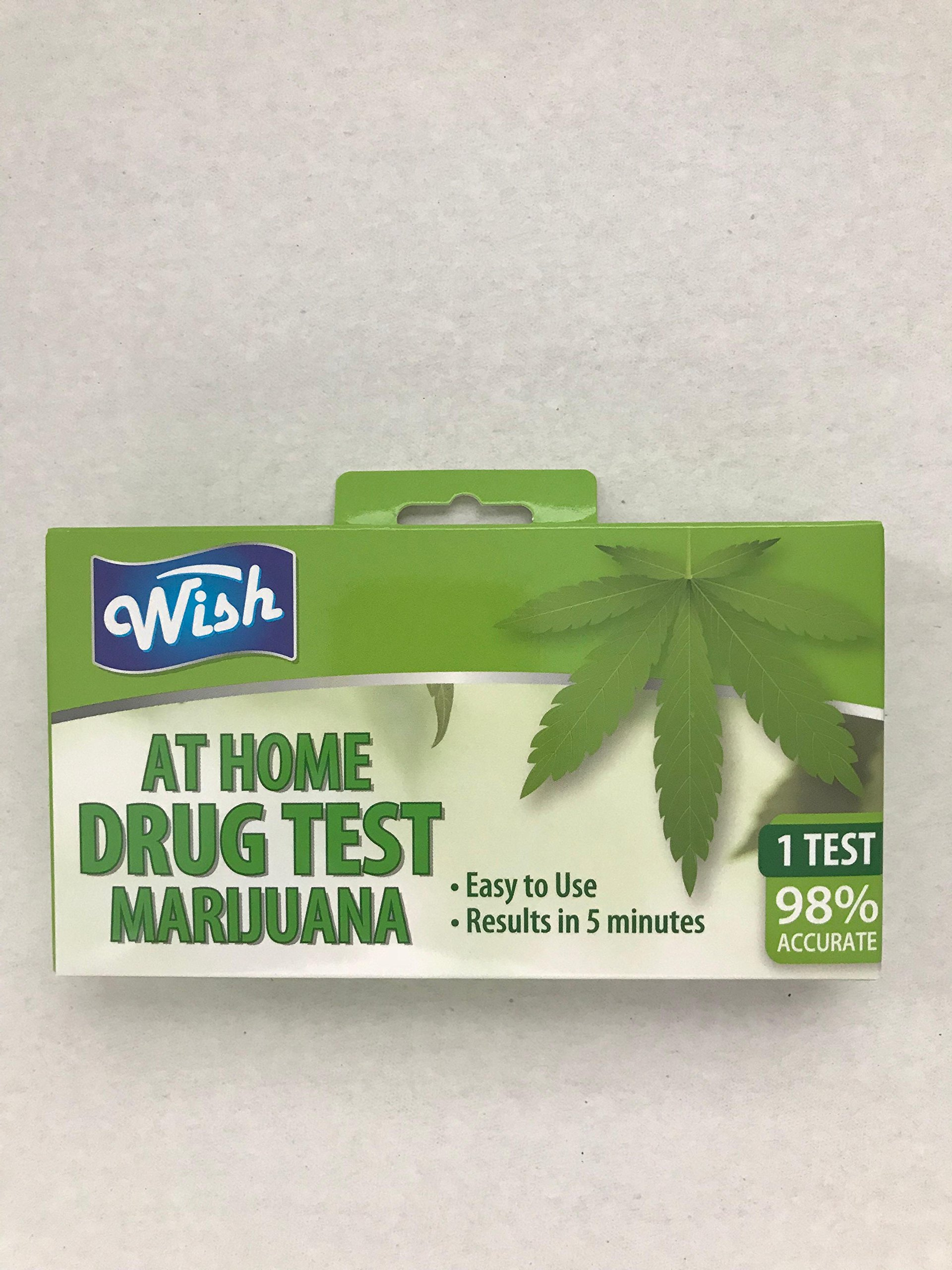 5 PACK AT HOME MARIJUANA DRUG TEST - RESULTS IN 5 MINUTES NEW