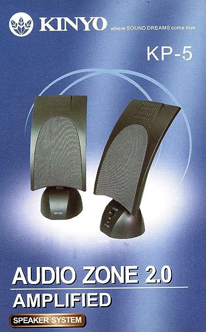 DOWNLOAD DRIVERS: KINYO AUDIO ZONE 2.0