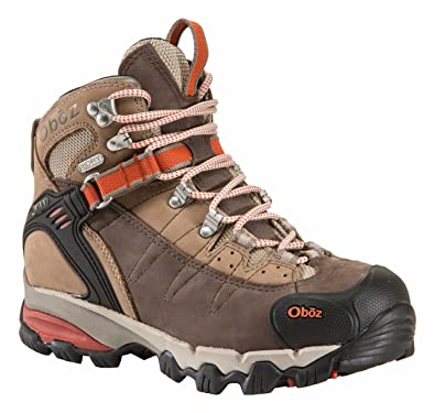 ace7bb2ec9b71 Amazon.com | Oboz Women's Wind River II BDry Backpacking Boot ...