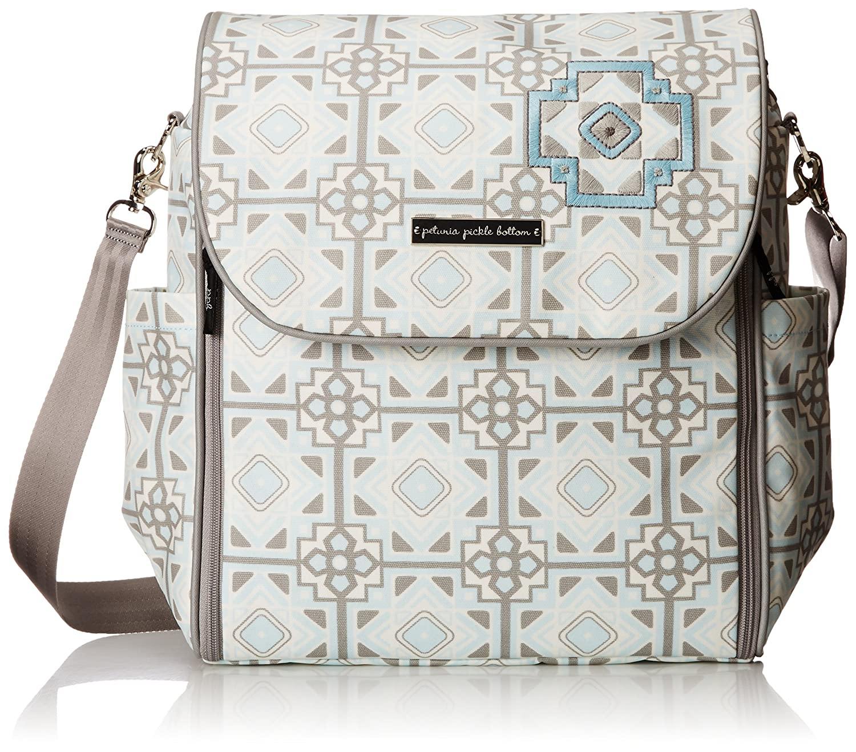 Petunia Pickle Bottom Boxy Backpack Diaper Bag in Sleepy Seychelles by Petunia Pickle Bottom B00STFUG02
