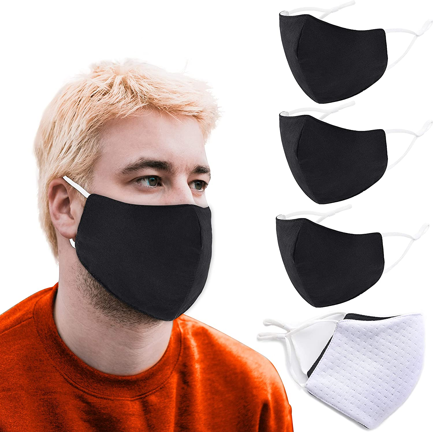 Mens Professional Face Cover