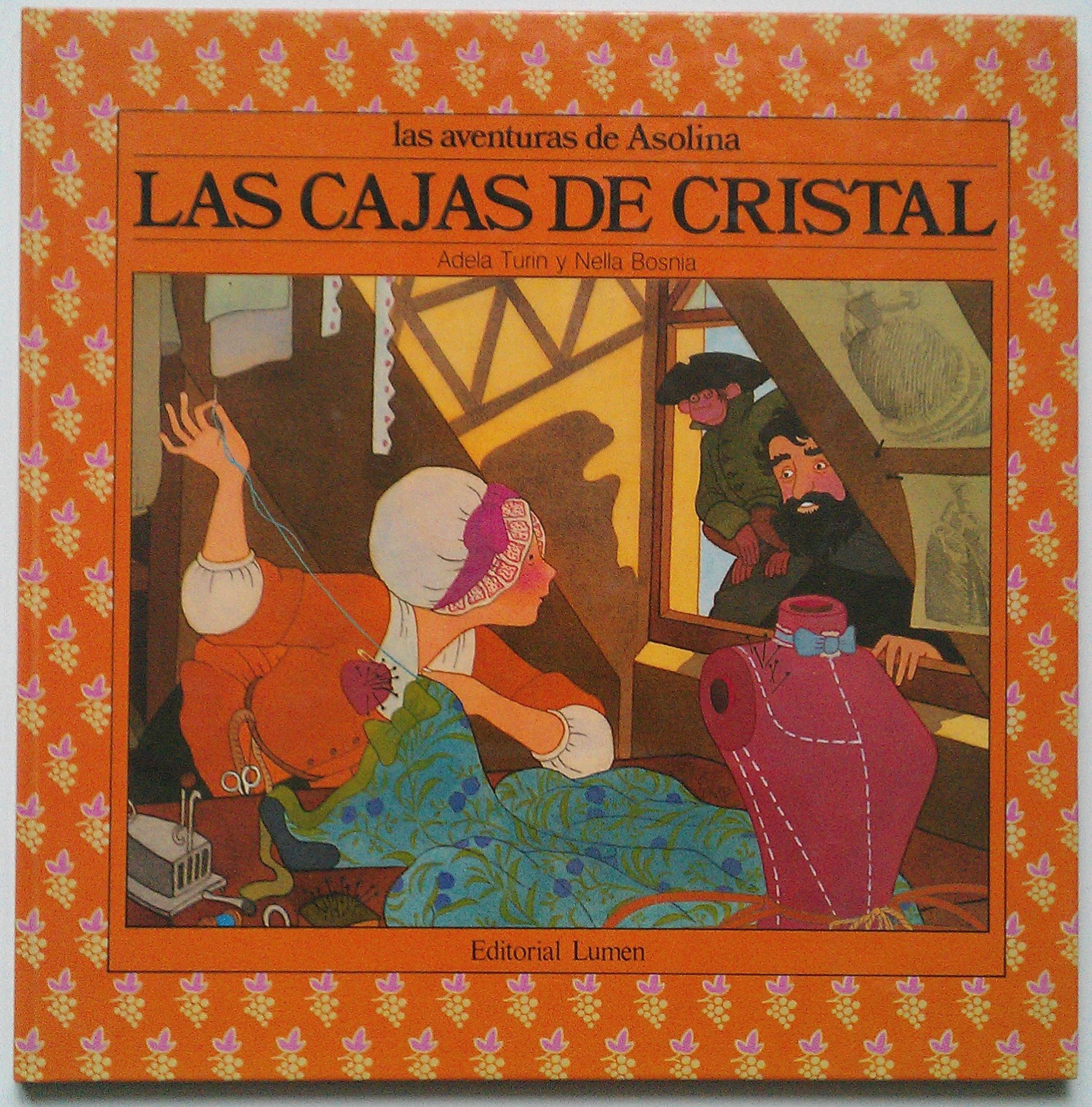 Las Cajas de Cristal (Spanish) Hardcover – June 1, 1980