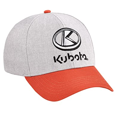 K-Products Headwear Kubota Suiting Cap at Amazon Men s Clothing store  4afc3fb2d97