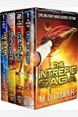 The Complete Intrepid Saga - A Hard Science Fiction Space Opera Epic (Aeon 14 Collection Book 1) Kindle Edition
