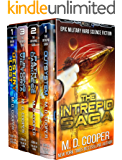 The Complete Intrepid Saga - A Hard Science Fiction Space Opera Epic (Aeon 14 Collection)