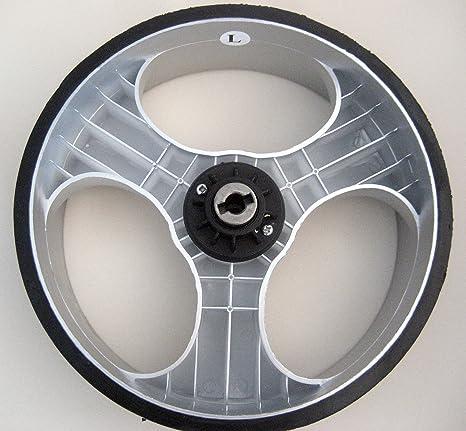 Bentley - Rueda Izquierda de Repuesto para Carro de Golf eléctrico de Bentley 2011/2012