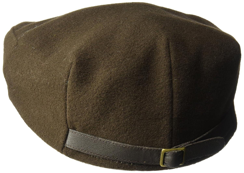 Mens Carson Range Wool Ivy Newsboy Hat Goorin Bros
