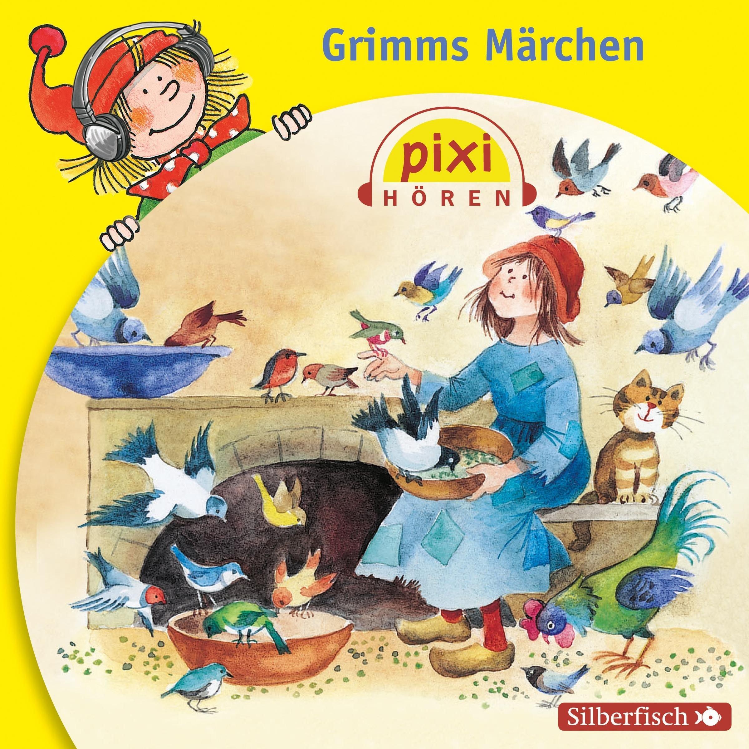 Grimms Märchen: 1 CD (Pixi Hören)