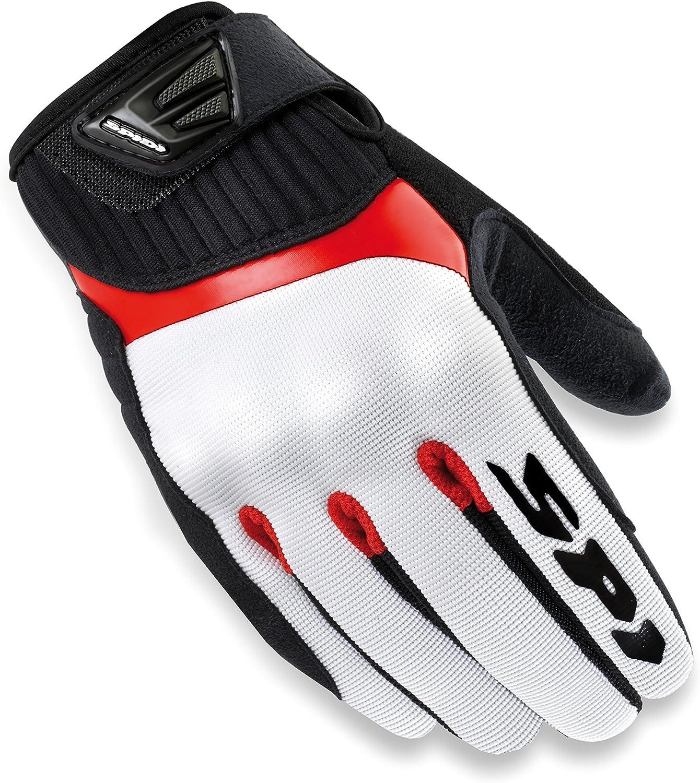 Size M SPIDI Motorcycle G-Flash Tex Gloves Black