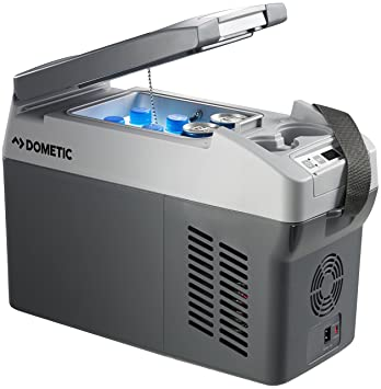 12 Volt Fridge >> Dometic Cdf 11 10 5 Litre Portable Compressor Fridge Freezer 12 V