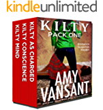 Kilty Pack One: Books 1-3 of the Kilty Thrilling, Humorous, Romantic Suspense Series (with a touch of Paranormal) (Kilty Series)