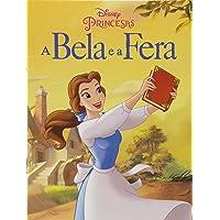 A Bela e a Fera - Coleção Biblioteca Disney
