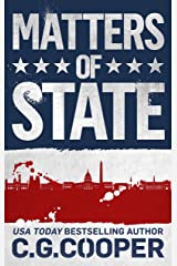 Matters of State (Corps Justice Book 17) Kindle Edition