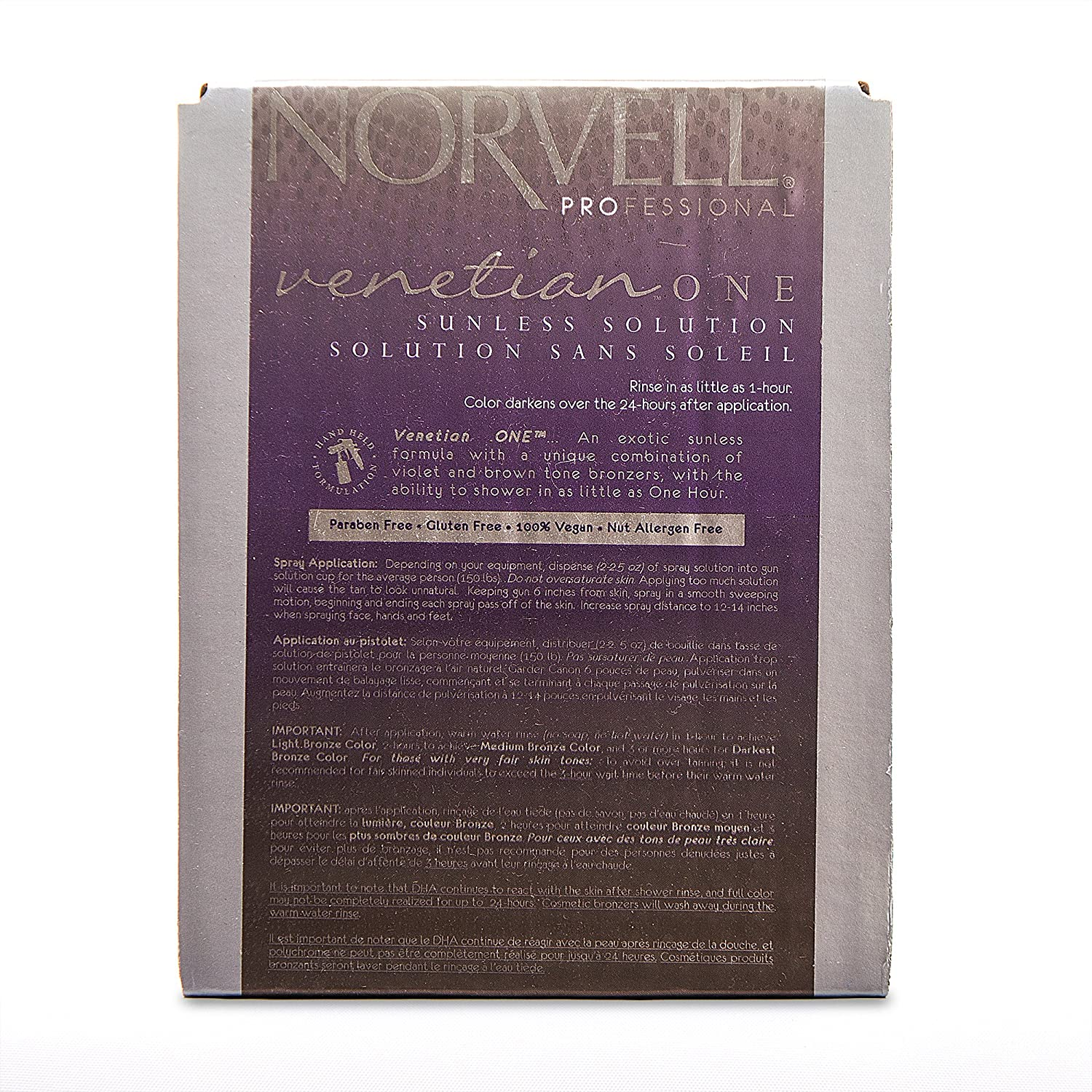Amazon Norvell Premium Sunless Tanning Solution Venetian
