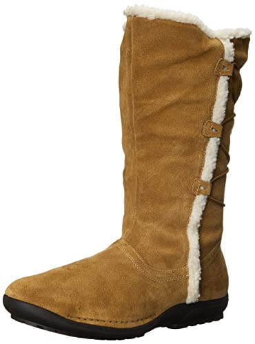 Womens Boots Aerosoles High Gear Dark Tan Suede