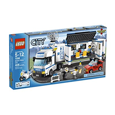 LEGO Mobile Police Unit 7288: Toys & Games