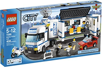 Amazon Com Lego Mobile Police Unit 7288 Toys Games