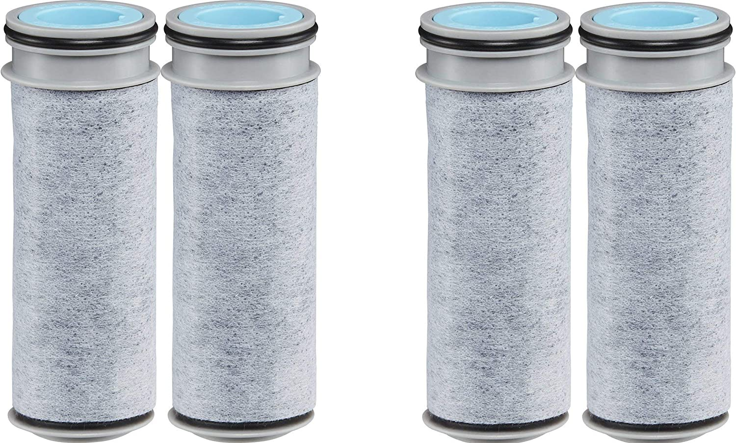 2 Count BPA Free Brita Stream Water Filter 2 X Pack of 2 Stream Pitcher Replacement Water Filter