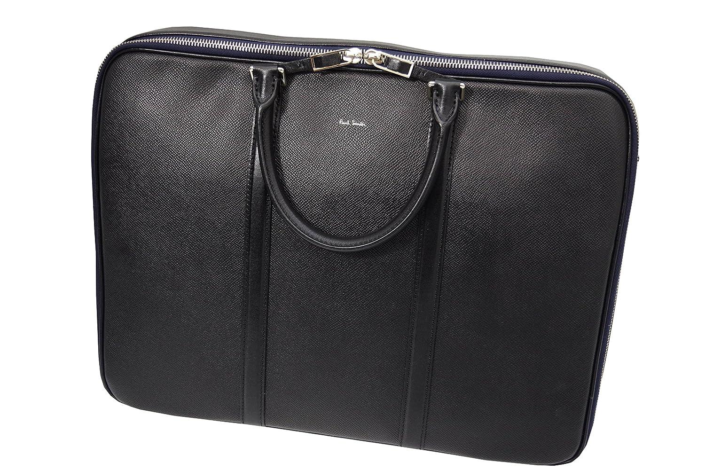 ポールスミス PaulSmith 高級 本革 ビジネスバッグ ブラック N13210 新品正規品 B078LF6CTX