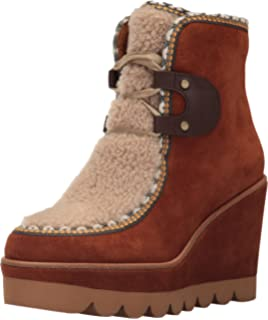 d23f743d345 See by Chloe Women s Klaudia Wedge Boot Fashion