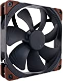 Noctua NF-A14 iPPC-2000 IP67 PWM, Heavy Duty Cooling Fan, 4-Pin, 2000 RPM (140mm, Black)