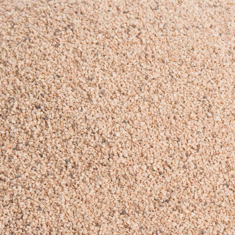 Nussschalengranulat Softstrahlmittel Poliergranulat 450-800 /µm