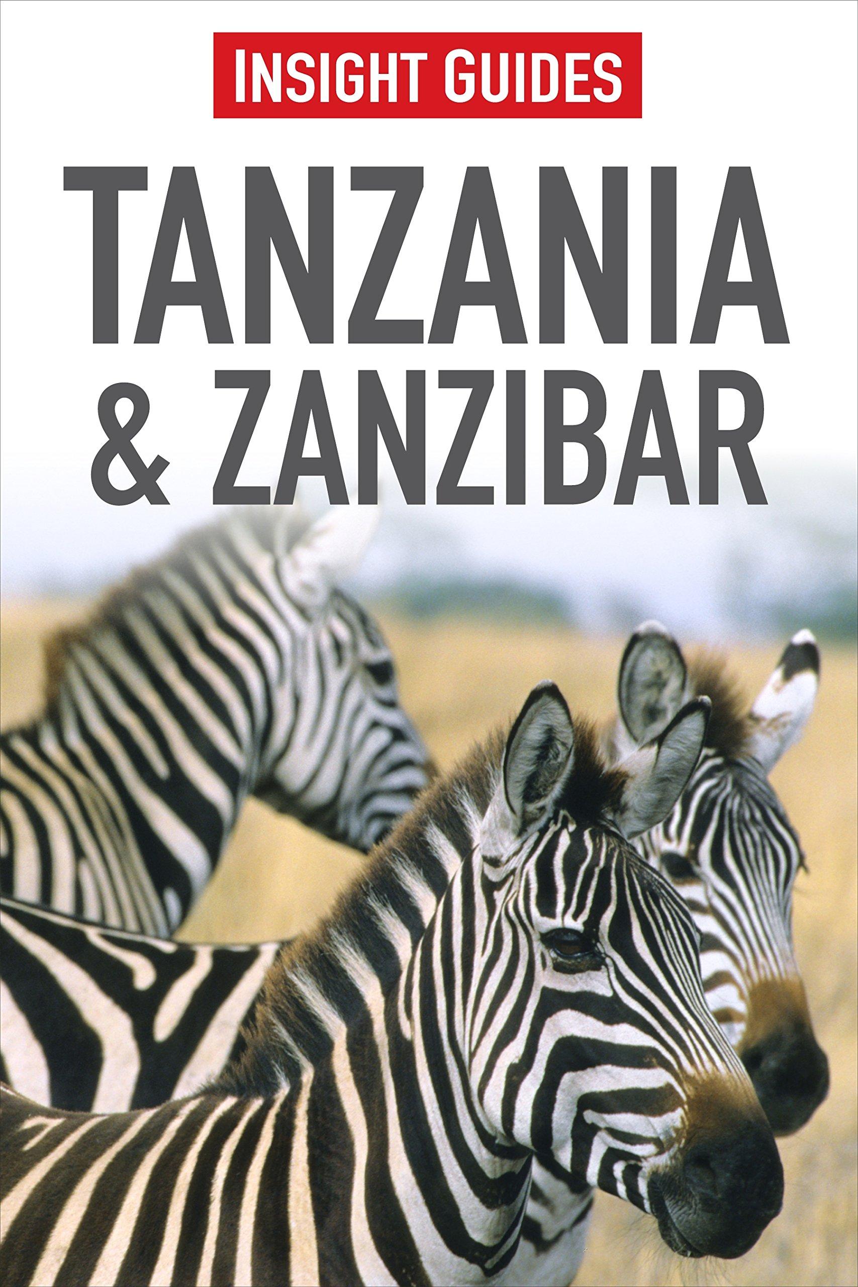 Download Tanzania & Zanzibar (Insight Guides) PDF