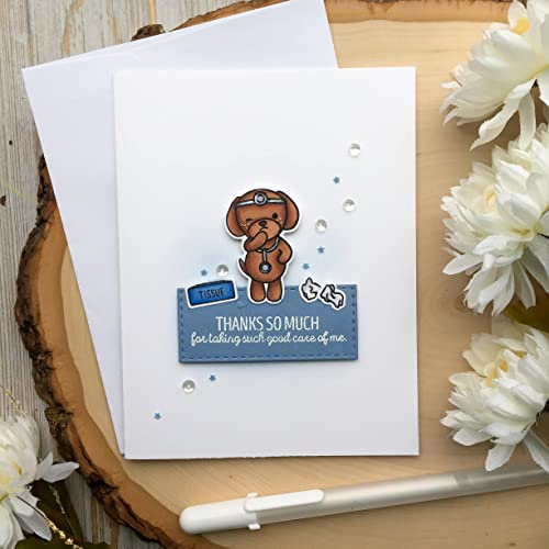 Amazon get well cards handmade cards greeting card cute get well cards handmade cards greeting card cute doctor card sending m4hsunfo