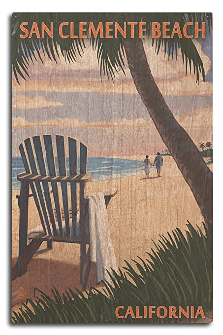 Adirondack chairs on beach sunset Masterfile Amazoncom Lantern Press San Clemente Beach California Adirondack Chairs And Sunset 10x15 Wood Wall Sign Wall Decor Ready To Hang Posters Prints Goedekers Amazoncom Lantern Press San Clemente Beach California