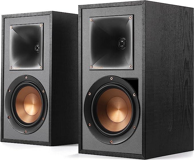 Klipsch R-51PM Conjunto de Altavoces 120 W Negro - Set de Altavoces (120 W, Universal, Negro, MDF, Integrado, 60 W): Amazon.es: Electrónica