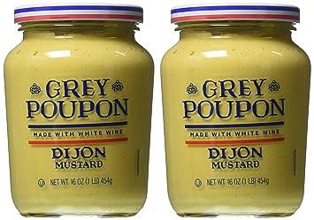 amazon com grey poupon dijon mustard 32 ounce grocery gourmet