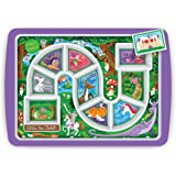 Fred DINNER WINNER Kids' Dinner Tray, Enchanted Forest
