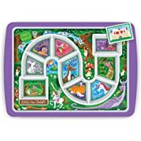 FRED 5175839 Dinner Winner- Forest Childrens Dining Plate, Multi, 30 x 21.2 x 2 cm
