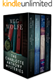 The Charlotte Anthony Mysteries Box Set. Books 1-4