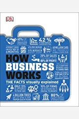 How Business Works: The Facts Visually Explained (How Things Work) Kindle Edition