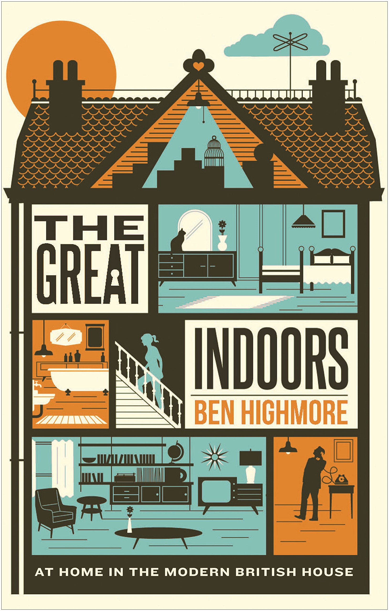 Download The Great Indoors: At home in the modern British house pdf