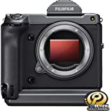Fujifilm GFX 100 102MP Medium Format Digital Camera (Body Only),Black