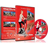 Virtual Cycle Rides - Amsterdam The Netherlands for Indoor Cycling Treadmill and Running Workouts