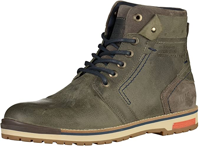 Hot Sale Online 2018 Cool Mens 15212 Combat Boots s.Oliver Cheap Manchester Great Sale Outlet Cost 2lOTlxp