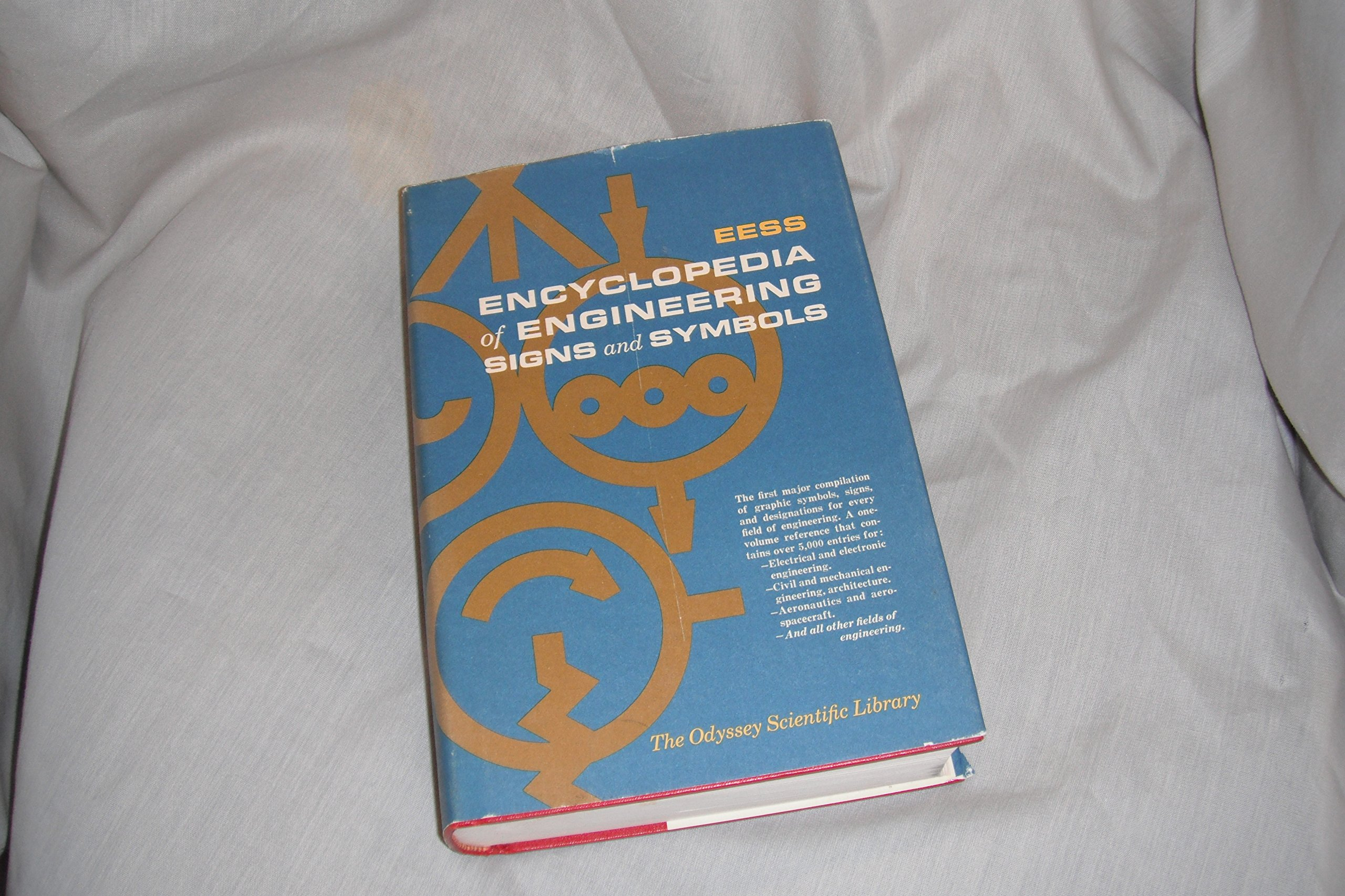 Eess Encyclopedia Of Engineering Signs And Symbols David D Polon