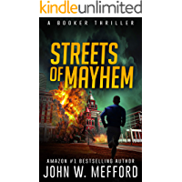 Streets of Mayhem (The Booker Thrillers Book 1)
