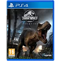 Jurassic World Evolution - PlayStation 4