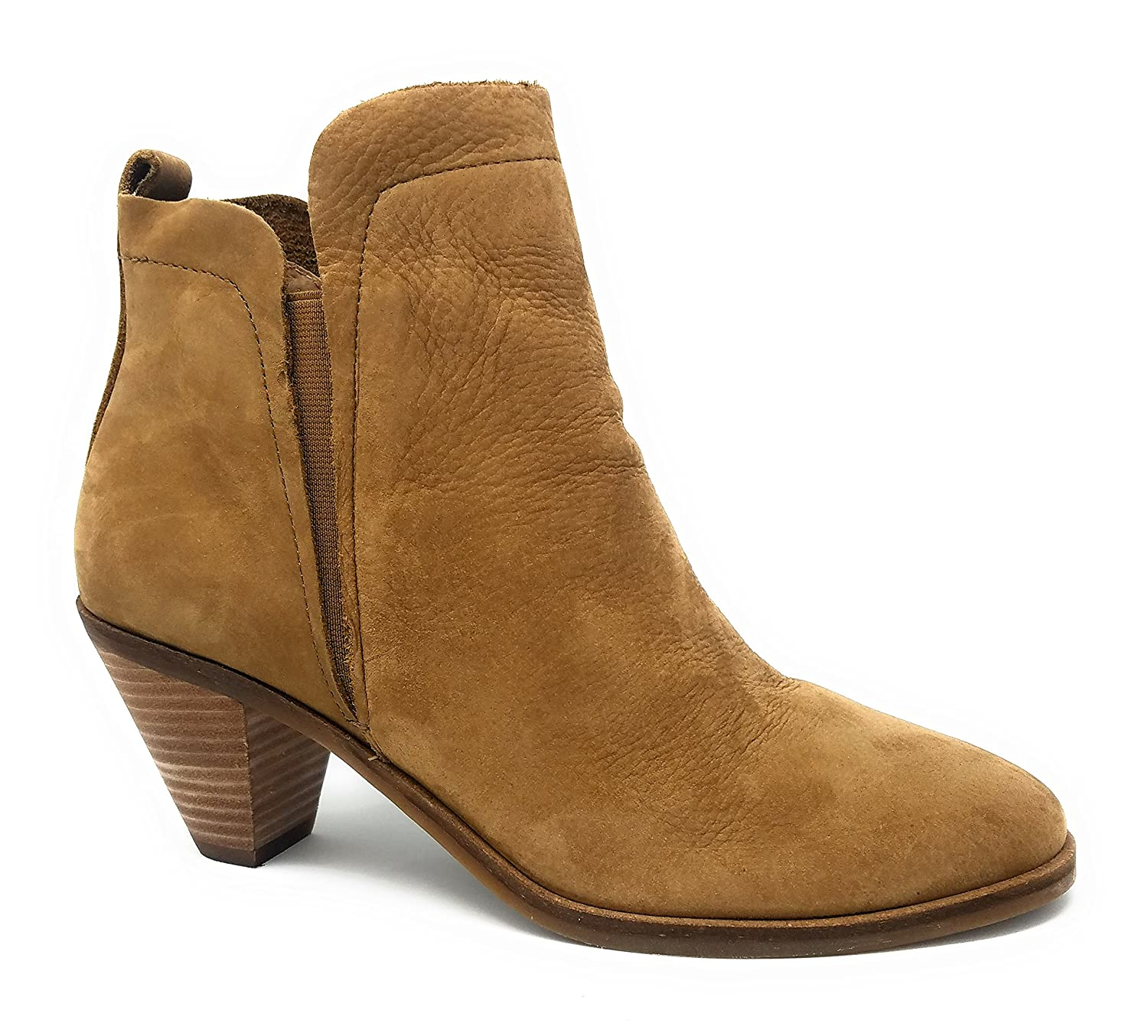 Lucky Brand Women's Jana Pull-On Western Ankle Bootie