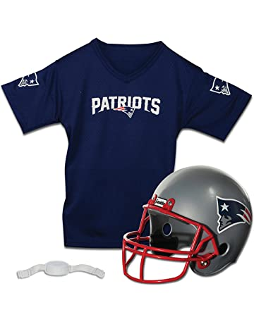 Franklin Sports NFL Team Licensed Youth Helmet and Jersey Set b85b34f64