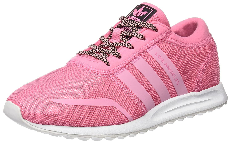 adidas Los Angeles - Zapatillas Para Mujer 35.5 EU Rosa (Easy Pink S17/Easy Pink S17/Ftwr White)