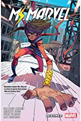Ms. Marvel by Saladin Ahmed Vol. 1: Destined (Magnificent Ms. Marvel (2019-)) Kindle Edition