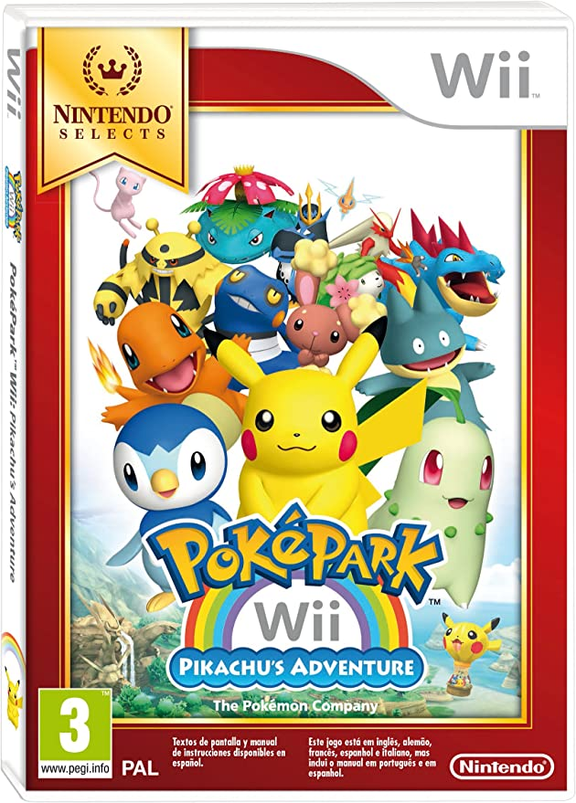 PokéPark: Aventura de Pikachu: Amazon.es: Videojuegos